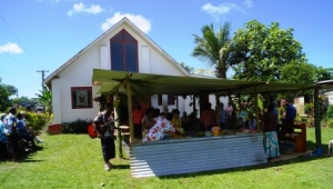 Hosted by Holy Family Church at Waidradra, Pacific Harbour
