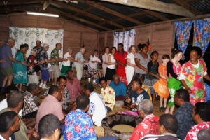 Squatter Village hosts Golden Oldies