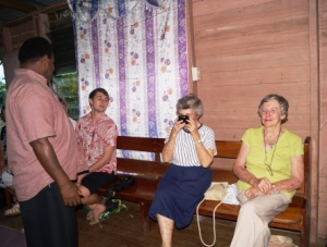 Yes! All the Golden Oldies actually enjoyed the 'cultural experience' of kava