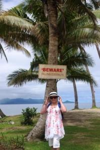 Watch out Carlene!!!