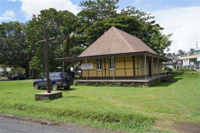The Sigatoka Church sited in a paddock -2 years ago