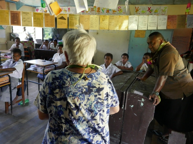 9d classroom