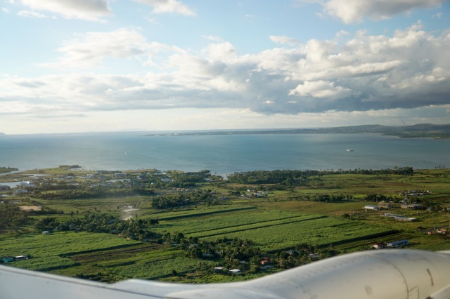 7.4 Arriving Fiji